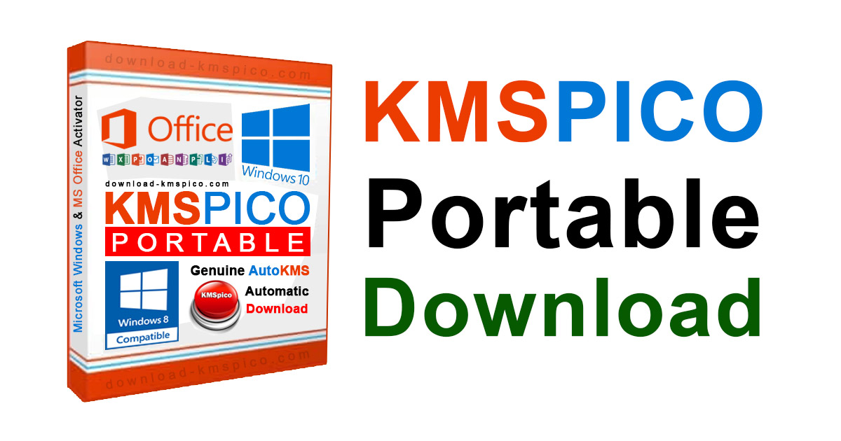 Photo of KMSpico Portable Download Latest Version 2021